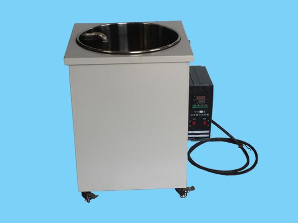 卓成仪器重培训学技能,服务更多洛阳循环加热槽客户!